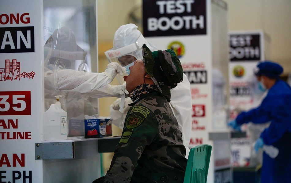 Manpower shortage is 'biggest challenge' in coronavirus testing: official