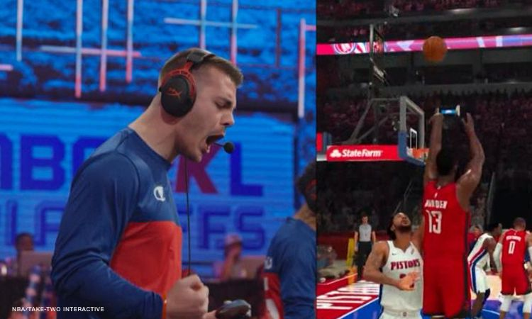 Virtual stars of NBA esports league return remotely for exciting new season
