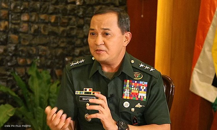 Nomination of AFP chief, other military officials to higher rank stalled for now